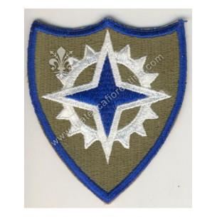 16° corps ( blu e bianco su...