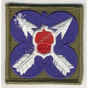 21° corps (fondo verde)