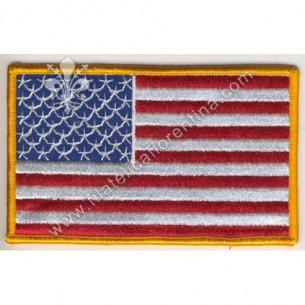 Bandiera USA grande - cm 12...