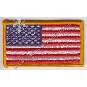 Bandiera USA  da spalla -...