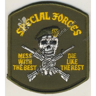 """Special forces """"Mess with..."""