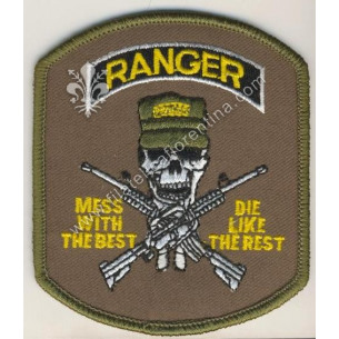 """Ranger Special Forces """"Mess..."""