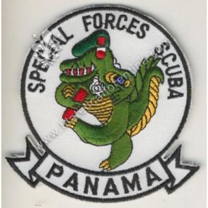Special forces scuba Panama