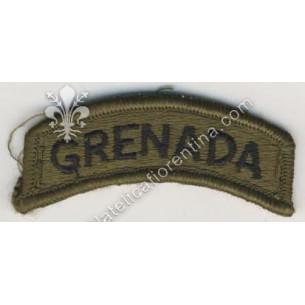 """Scritta da spalla """"Grenada""""..."""