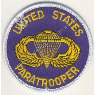 United States Paratrooper