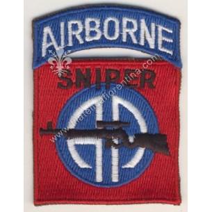 82° airborne sniper