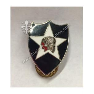 Crest 2° divisione fanteria