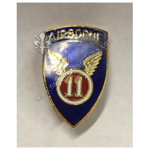Crest 11° divisione airborne