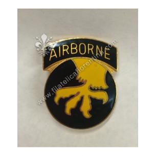 Crest 17° divisione airborne
