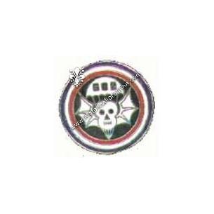 Crest 502° airborne infantry