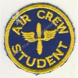 Student air crew