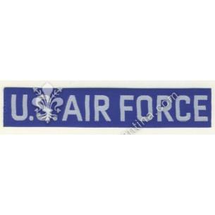 "Scritta ""air force"" bianco..."