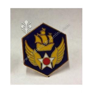 Crest 6 army air crp ww2