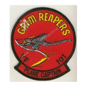 """ Grim reapers plane..."
