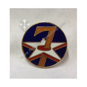 Crest 7 army air crp ww2
