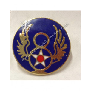 Crest 8 army air crp ww2