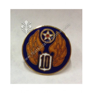 Crest 10 army air crp ww2