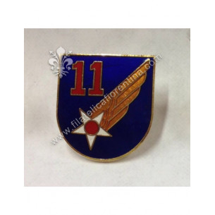 Crest 11 army air crp ww2