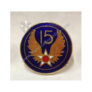 Crest 15 army air crp ww2