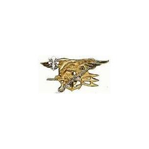 Brevetto seal team (oro)