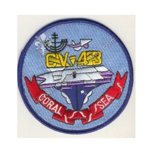USS Coral Sea CV-43