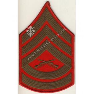 Gradi Sergente G. verde-rosso