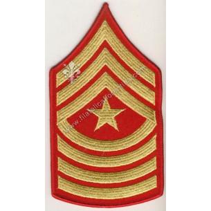 Gradi Maggiore Sergente...
