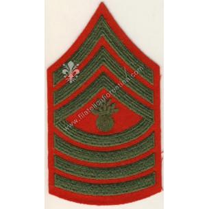 Gradi Sergente Major Gunner...