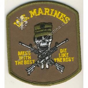 "U.S. MARINES "" Mess with..."