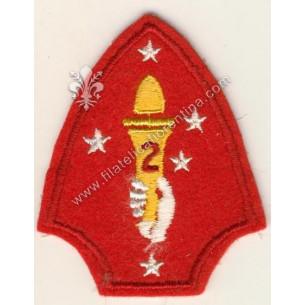 2° divisione marines ( panno )