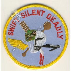 """ Swift Silent Deadly """