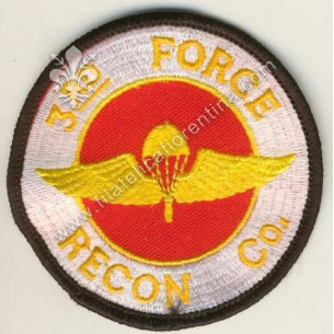 """"""" 3rd Force Recon Co."""""""