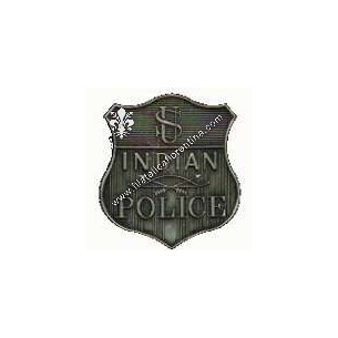 US Indian police (scudo)