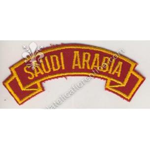 """Saudi Arabia"" giallo su..."