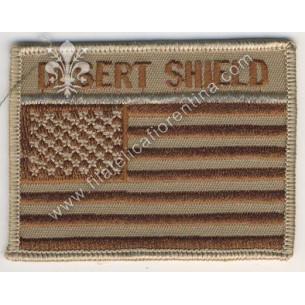 "Bandiera USA ""Desert Shield"""