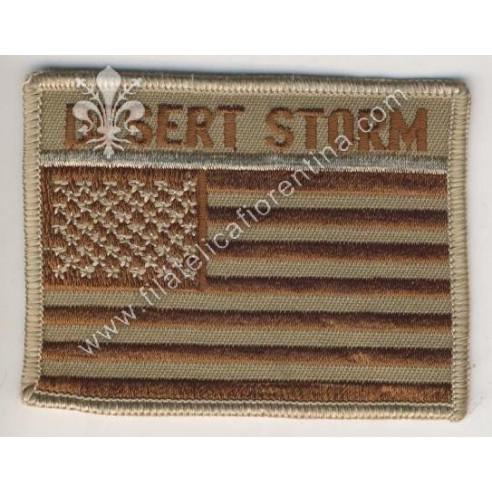 "Bandiera USA ""Desert Storm"""