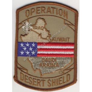 """""""Operation desert shield"""""""