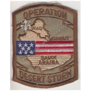 """Operation desert storm"" /..."