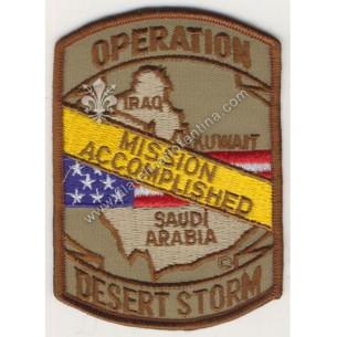 """Operation desert storm..."
