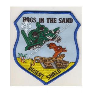 """""""Hogs in the sand"""" DESERT..."""