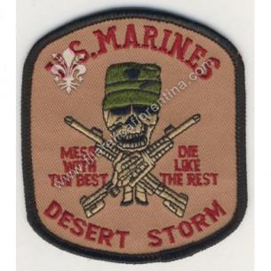 US Marines Desert Storm