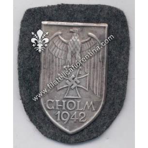 Placca da braccio CHOLM 1942