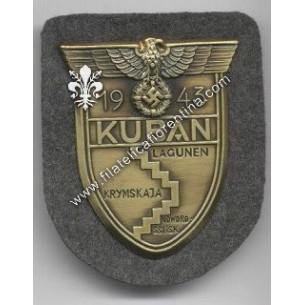 Placca da braccio KUBAN 1943