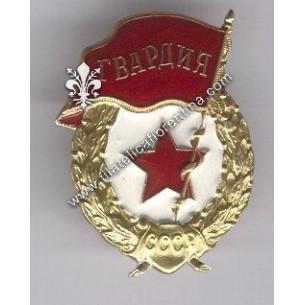 Distintivo della Guardia al...
