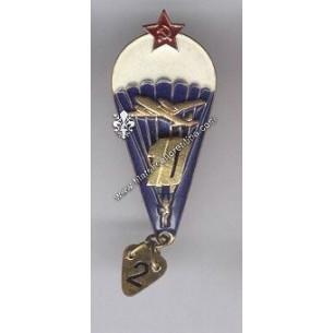 Brevetto paracadutista con...