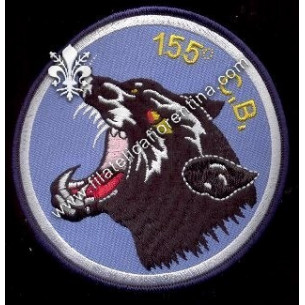 Distintivo del 155° Gruppo...