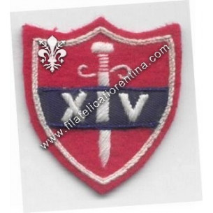Distintivo da spalla 14th Army