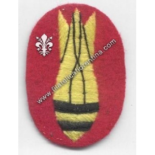 Distintivo da spalla Bomb...
