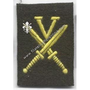Distintivo da spalla V°...