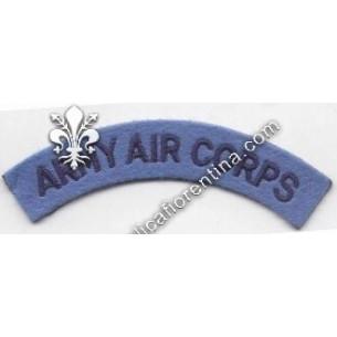 Scritta da spalla ARMY AIR...